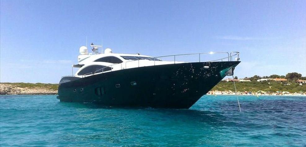 Mr. BlueSky Charter Yacht