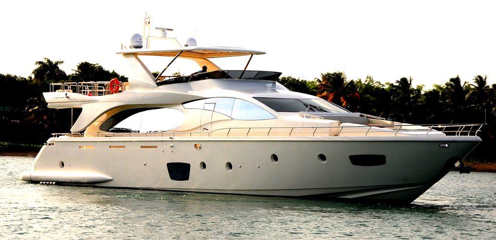 Chomy Charter Yacht