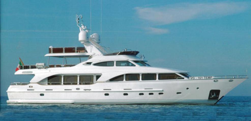 Rutli E Charter Yacht