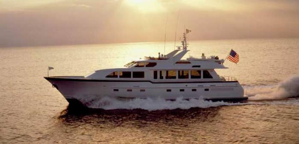 Roamin Holiday Charter Yacht