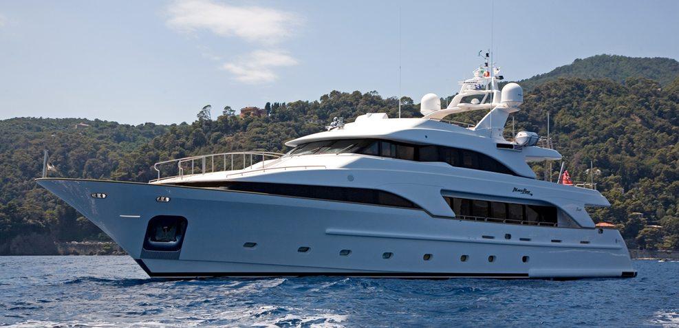 Black Rose Charter Yacht