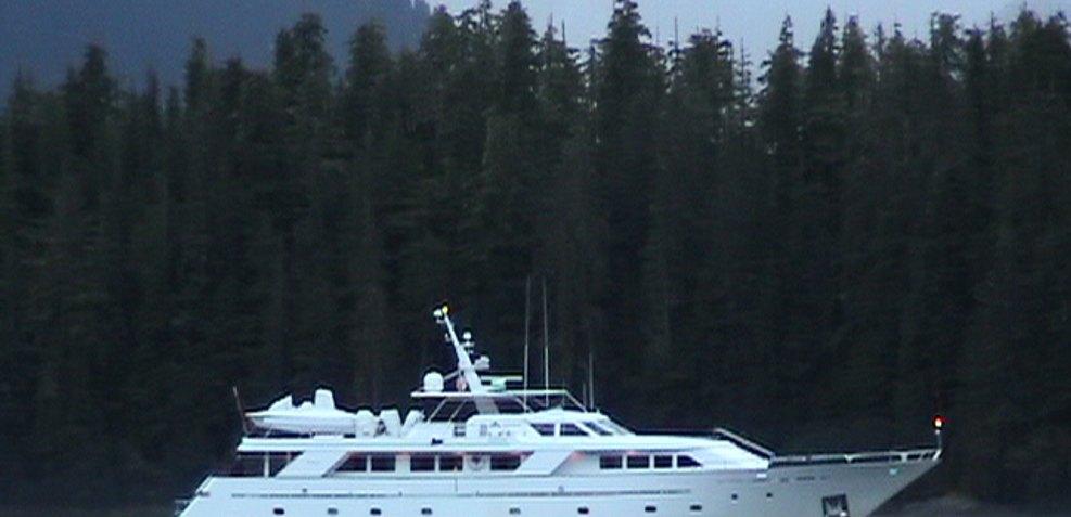 Phaedra Charter Yacht