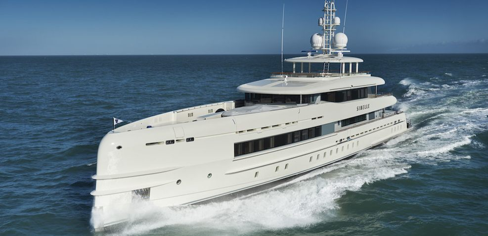 Sibelle Charter Yacht