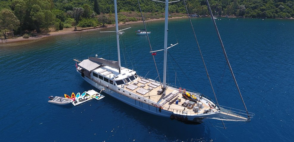 White Soul Charter Yacht