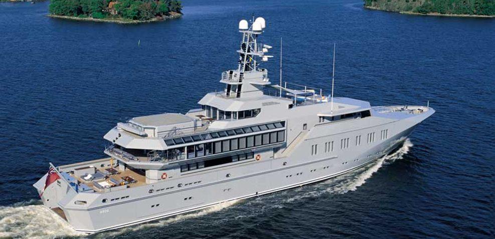 Skat Charter Yacht