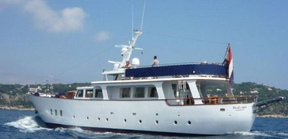 Sealord Charter Yacht