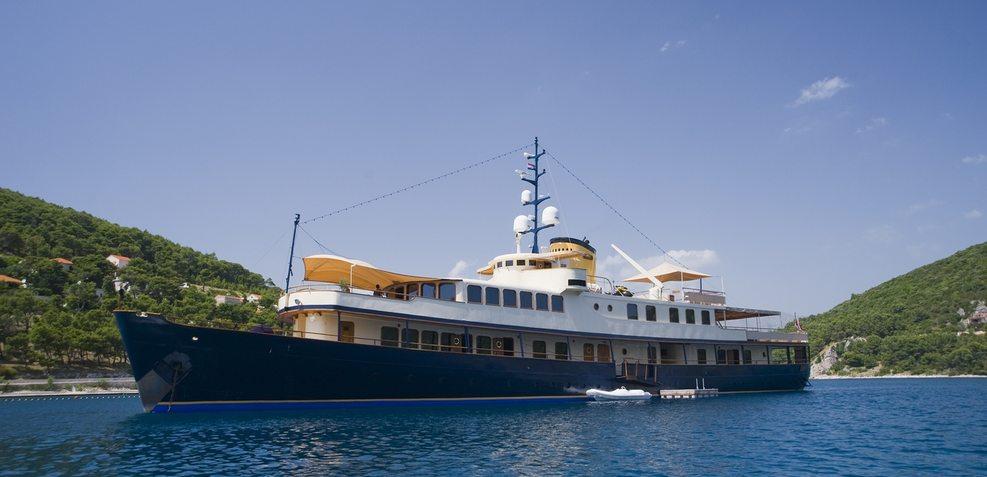 Seagull II Charter Yacht