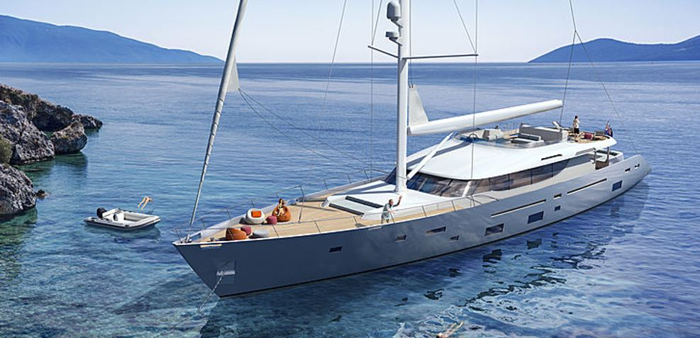 L'Aquila II Charter Yacht