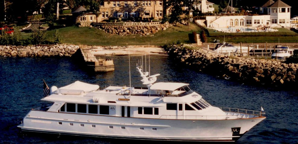 Ingot Charter Yacht
