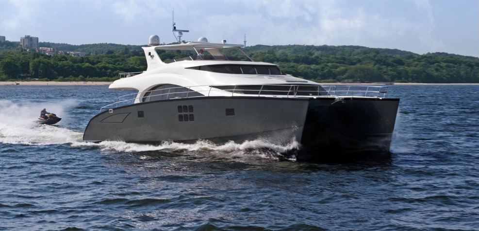 Sea Bass Charter Yacht