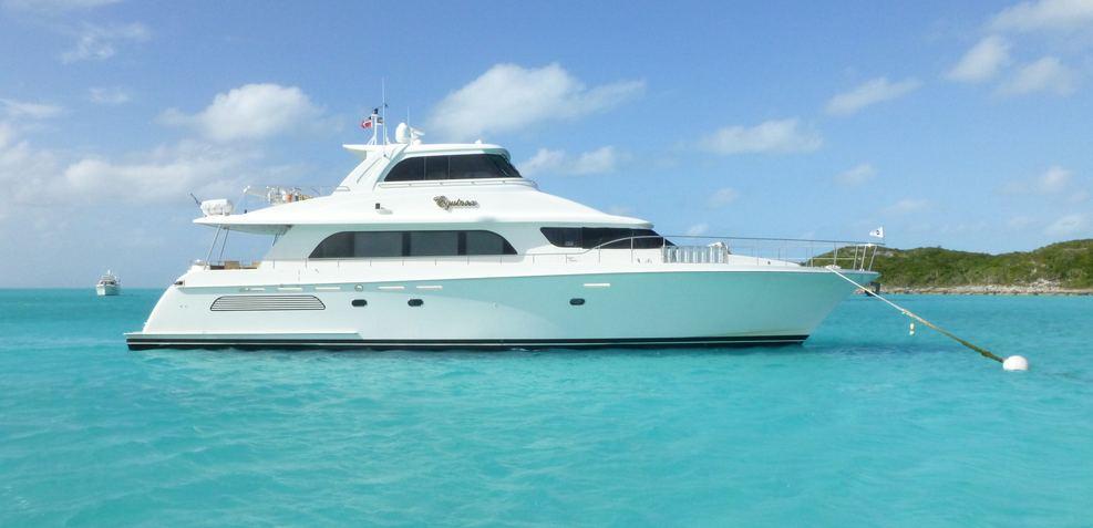 Equinox Charter Yacht