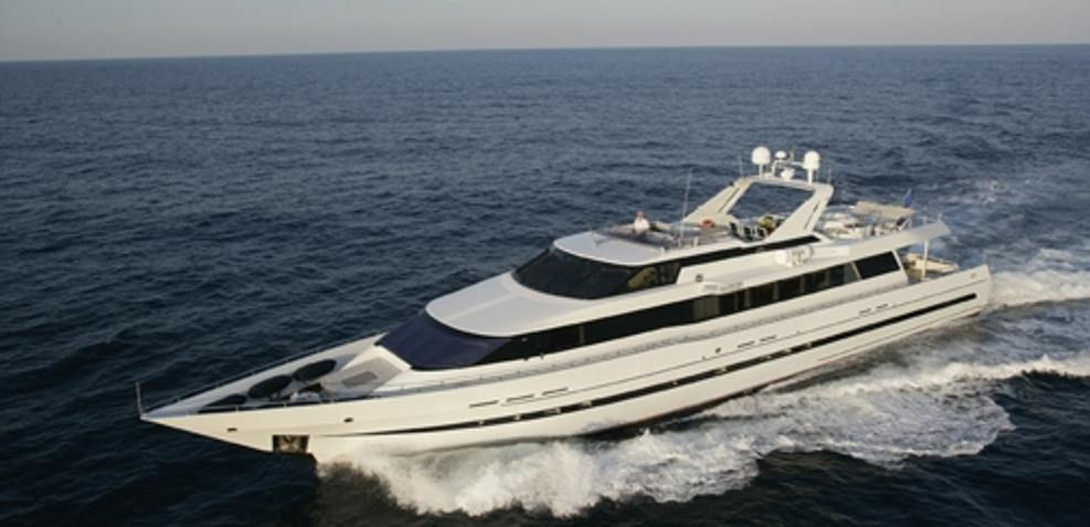 Lady Arlene Charter Yacht