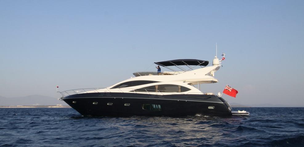 Seferino Charter Yacht