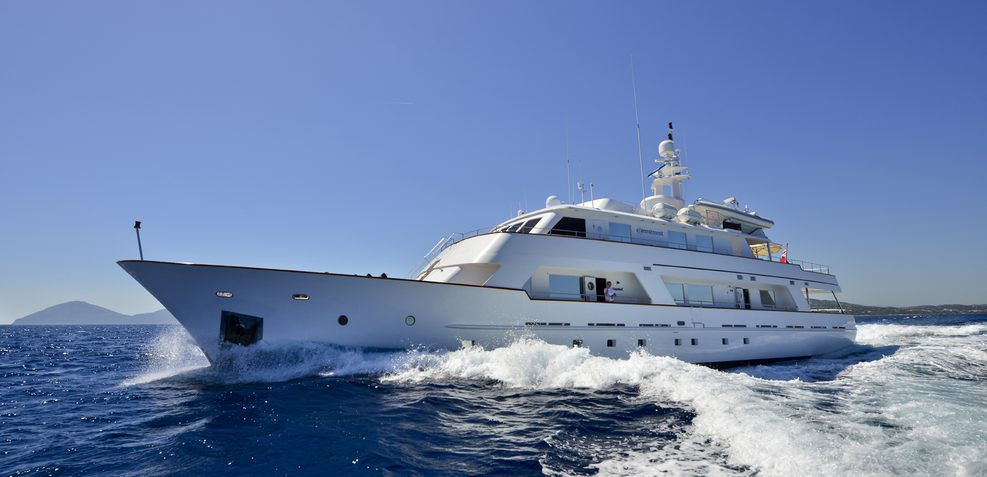 Commitment Charter Yacht