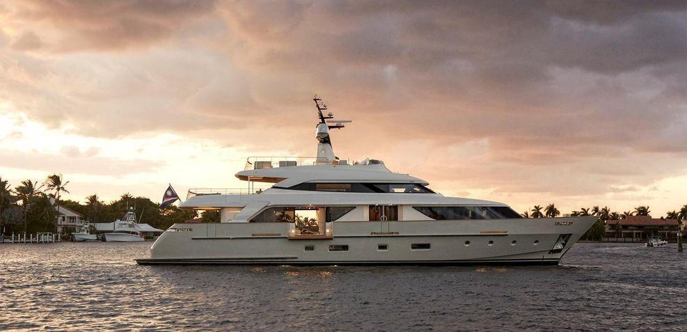 Nyala of Africa Charter Yacht