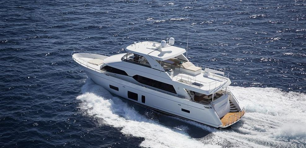 Rising Tide III Charter Yacht
