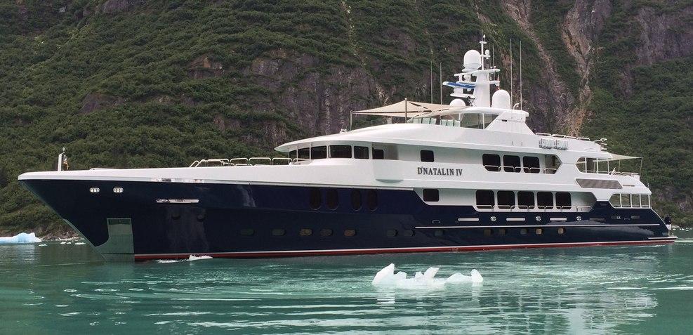 D'Natalin IV Charter Yacht