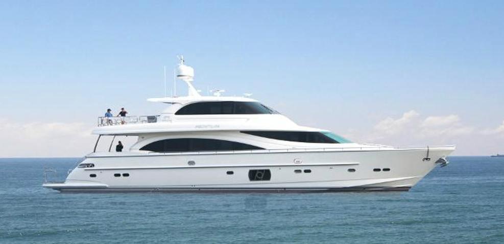 Mechtilda Charter Yacht