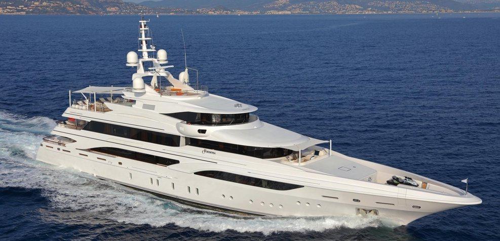Formosa Charter Yacht