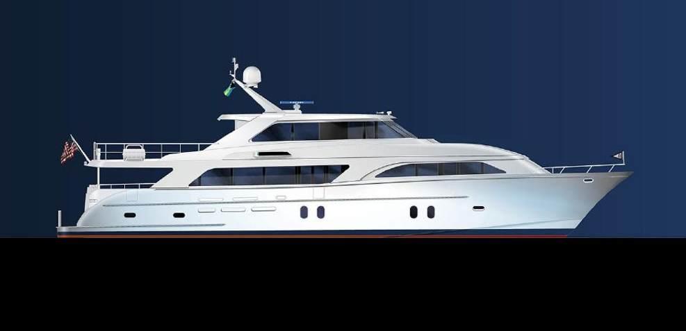 GLOBAL 104 Charter Yacht