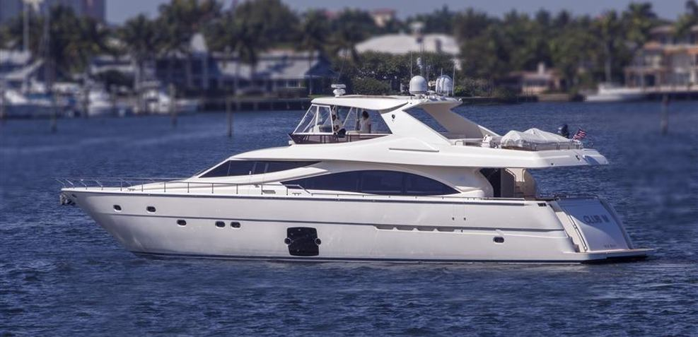 Crystal Parrot Charter Yacht