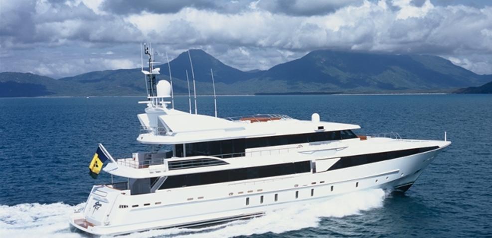 Horizons II Charter Yacht