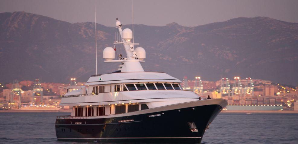 Aurora B Charter Yacht