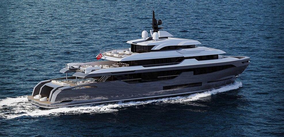 RMK 58 Charter Yacht