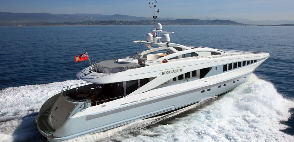 Clia Charter Yacht