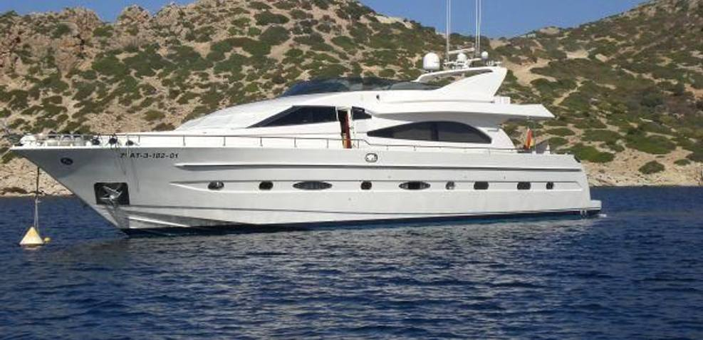 Almeida Henriques Charter Yacht