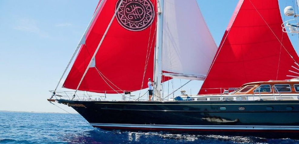 Anamcara Charter Yacht