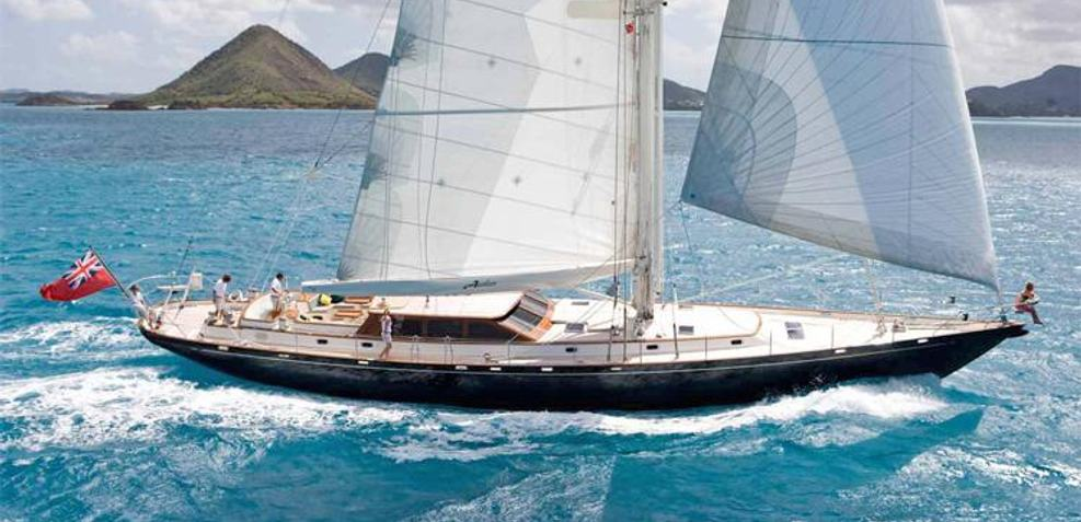 Whirlwind Charter Yacht