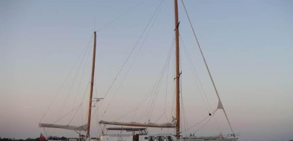 Alondra Charter Yacht
