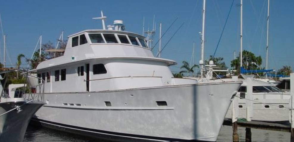 R&R Charter Yacht