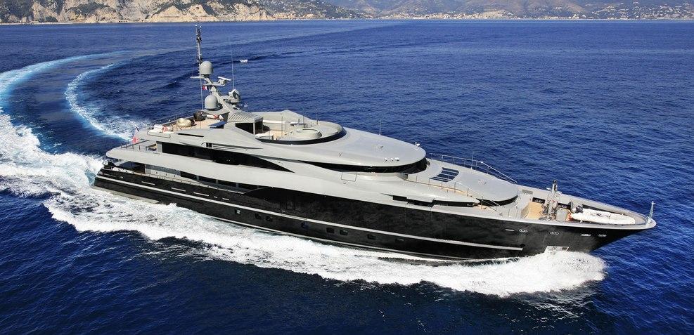 Nonni II Charter Yacht