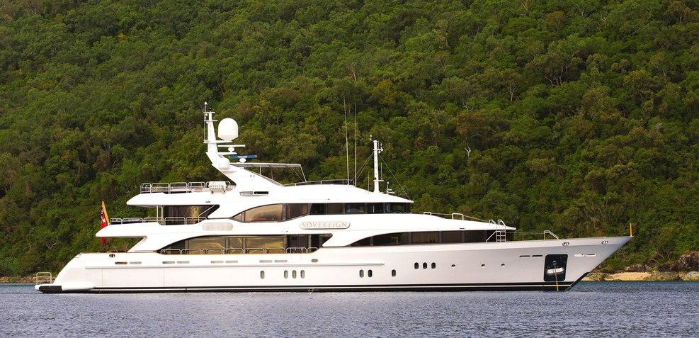 Sovereign Charter Yacht