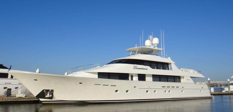 Valhalla Charter Yacht