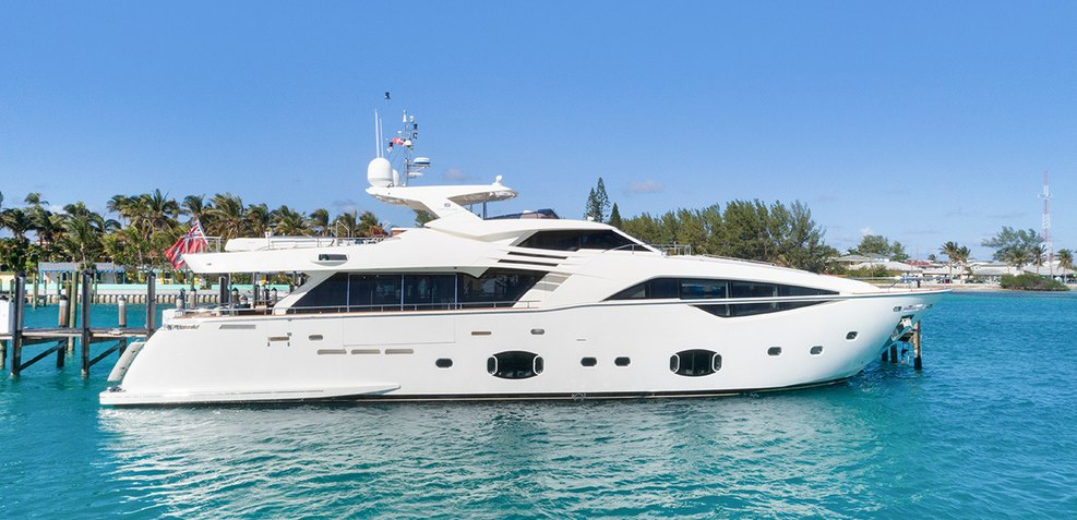 Amore Mio Charter Yacht