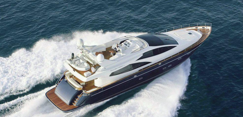 Riva 85 Opera 2006 Charter Yacht