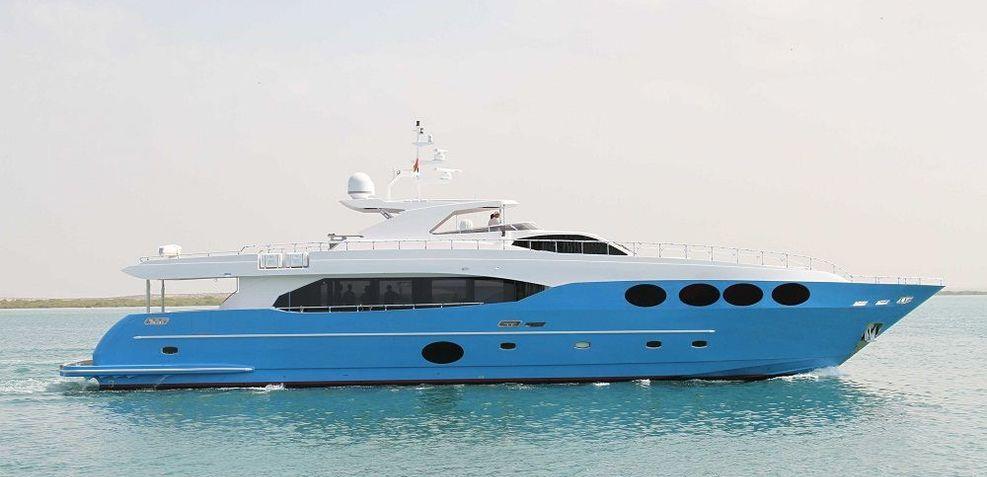 Mariam Charter Yacht