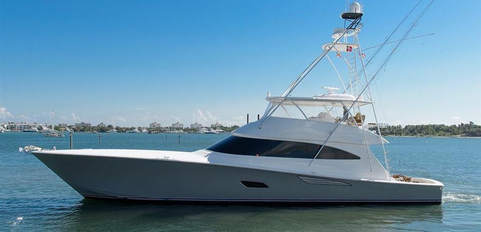 Marquesa Charter Yacht