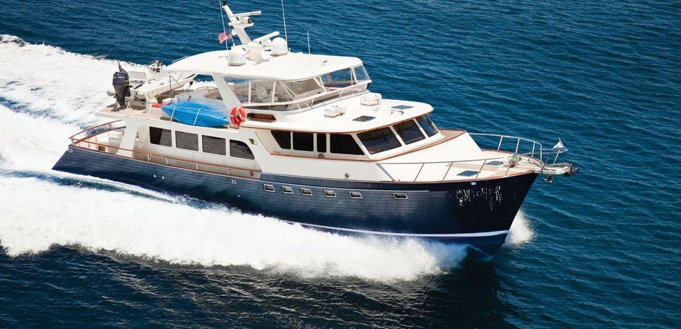 Patagon Charter Yacht