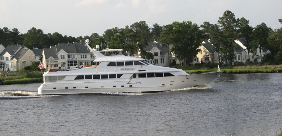 Seber Charter Yacht