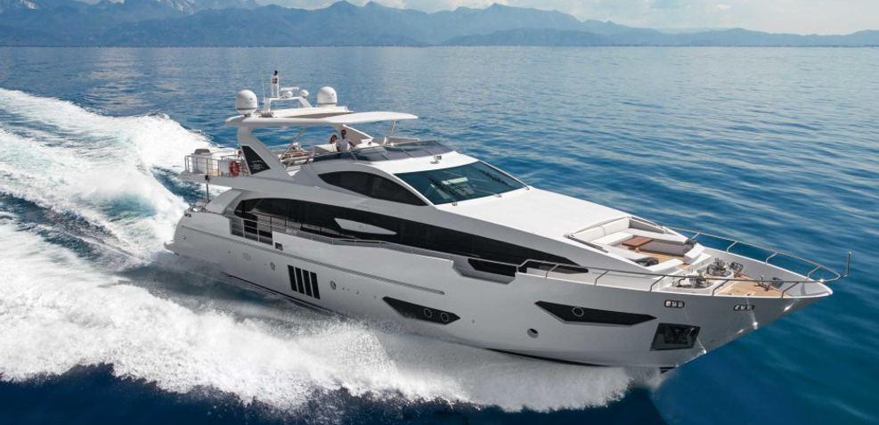 Sugar Charter Yacht