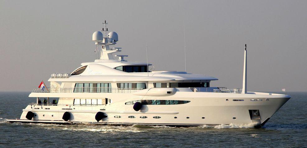 Sea Rhapsody Charter Yacht