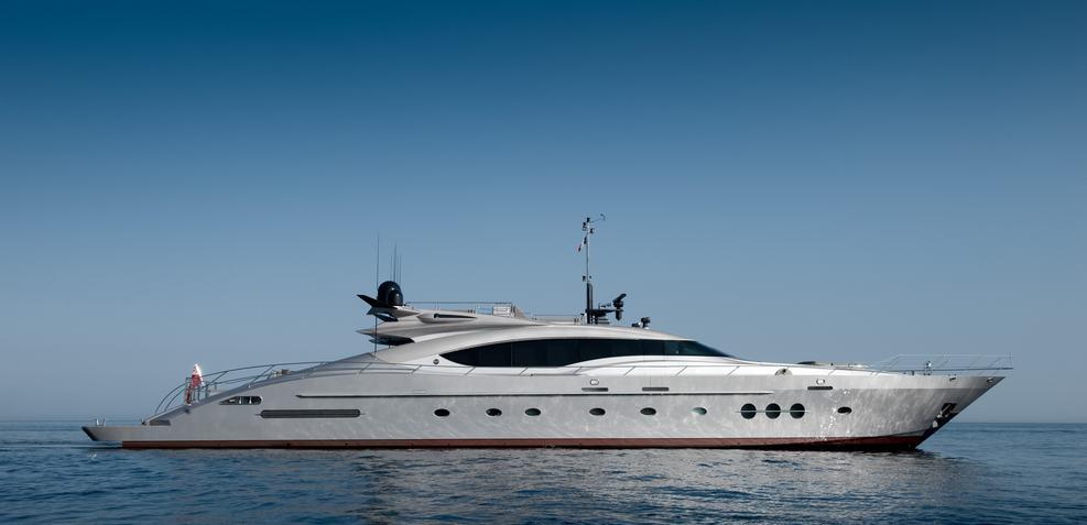 Izumi Charter Yacht