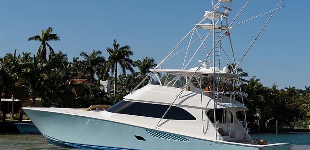 Blu Frog Charter Yacht