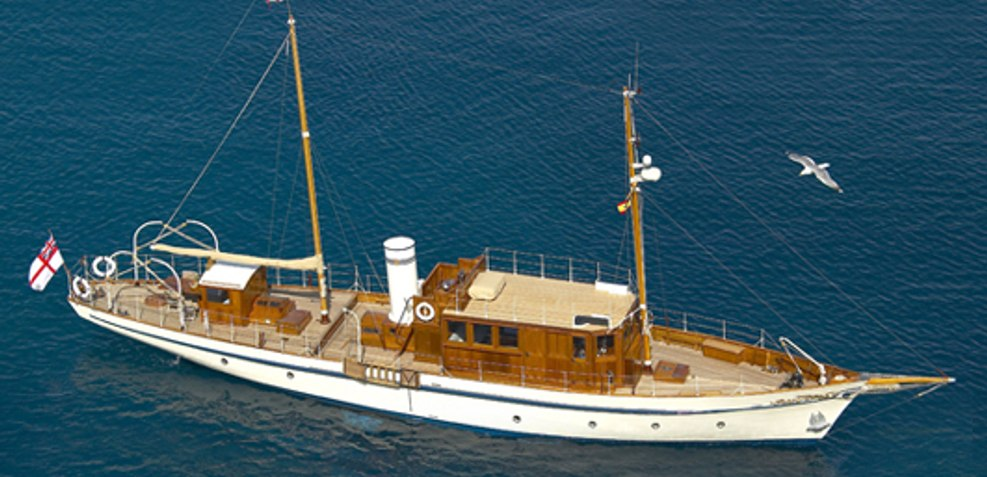 Prince Otman Charter Yacht