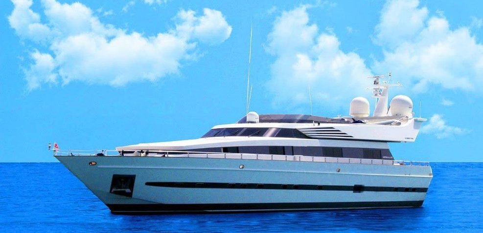Thirty Love Charter Yacht