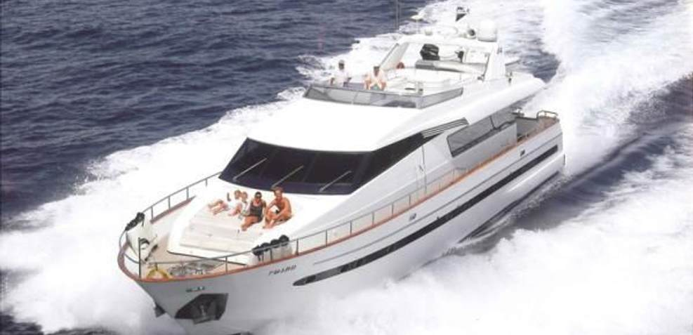 Ceres Charter Yacht